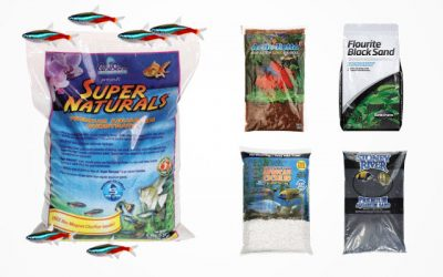 Best Fish Tank Sand Highly Recommended in 2019